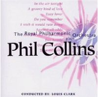 Cover The Royal Philharmonic Orchestra - Plays Phil Collins