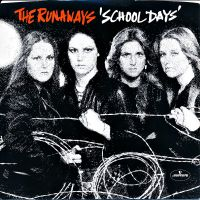 Cover The Runaways - School Days