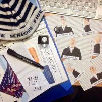 Cover The Serious Five - Mahai Lemi Foi