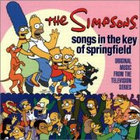 Cover The Simpsons - Songs In The Key Of Springfield