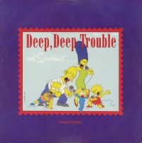 Cover The Simpsons feat. Bart & Homer - Deep, Deep Trouble