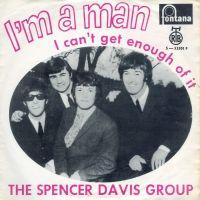 Cover The Spencer Davis Group - I'm A Man