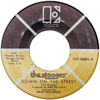 Cover The Stooges - Down On The Street