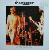 Cover The Stooges - Live At The Whiskey A Gogo