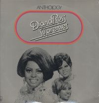 Cover The Supremes - Anthology 1963-1969