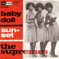 Cover The Supremes - Baby Doll