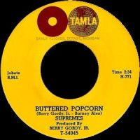 Cover The Supremes - Buttered Popcorn