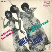 Cover The Supremes - Cheap Lovin'