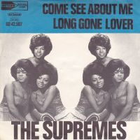 Cover The Supremes - Come See About Me