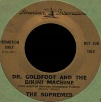 Cover The Supremes - Dr. Goldfoot And The Bikini Machine
