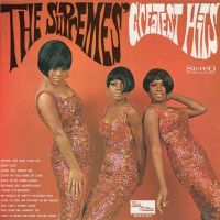 Cover The Supremes - Greatest Hits