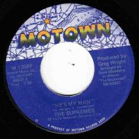 Cover The Supremes - He's My Man