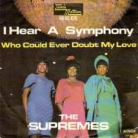 Cover The Supremes - I Hear A Symphony