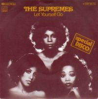 Cover The Supremes - Let Yourself Go