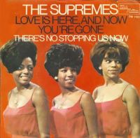 Cover The Supremes - Love Is Here, And Now You're Gone