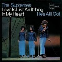 Cover The Supremes - Love Is Like An Itching In My Heart