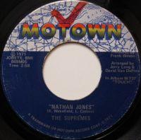 Cover The Supremes - Nathan Jones
