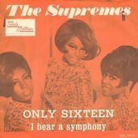 Cover The Supremes - Only Sixteen