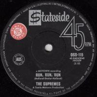 Cover The Supremes - Run, Run, Run