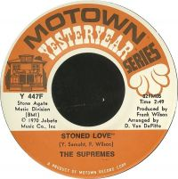Cover The Supremes - Stoned Love