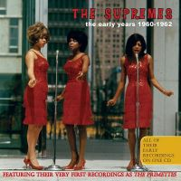 Cover The Supremes - The Early Years 1960-1962