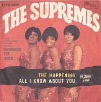 Cover The Supremes - The Happening