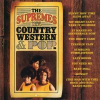 Cover The Supremes - The Supremes Sing Country, Western And Pop