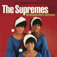 Cover The Supremes - The Ultimate Merry Christmas