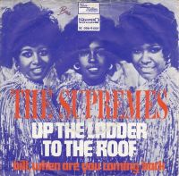 Cover The Supremes - Up The Ladder To The Roof