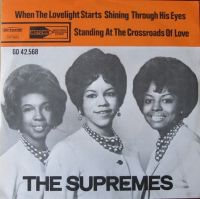 Cover The Supremes - When The Lovelight Starts Shining Through His Eyes