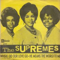 Cover The Supremes - Where Did Our Love Go