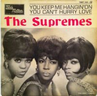 Cover The Supremes - You Keep Me Hangin' On