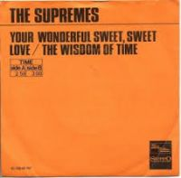 Cover The Supremes - Your Wonderful, Sweet Sweet Love