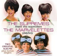 Cover The Supremes / The Marvelettes - The Supremes Meet The Supremes / Playboy