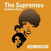 Cover The Supremes & Diana Ross - Soul Legends