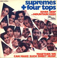 Cover The Supremes & The Four Tops - River Deep - Mountain High