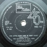 Cover The Supremes & The Four Tops - You Gotta Have Love In Your Heart
