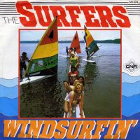 Cover The Surfers - Windsurfin'
