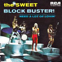 Cover The Sweet - Block Buster