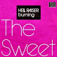Cover The Sweet - Hell Raiser