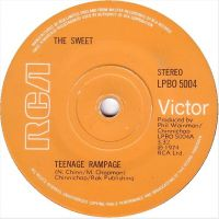 Cover The Sweet - Teenage Rampage
