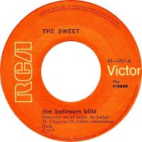 Cover The Sweet - The Ballroom Blitz