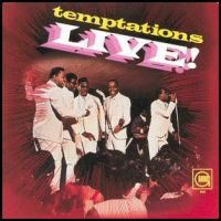 Cover The Temptations - Live!