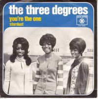 Cover The Three Degrees - You're The One
