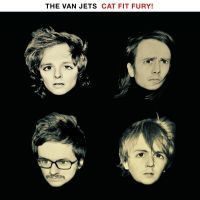 Cover The Van Jets - Cat Fit Fury!
