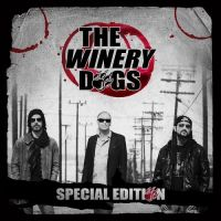 Cover The Winery Dogs - The Winery Dogs