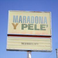 Cover Thegiornalisti - Maradona y Pelé