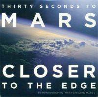 Cover Thirty Seconds To Mars - Closer To The Edge