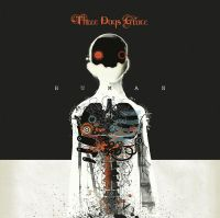 Cover Three Days Grace - Human