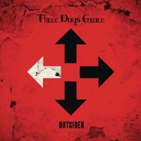Cover Three Days Grace - Outsider